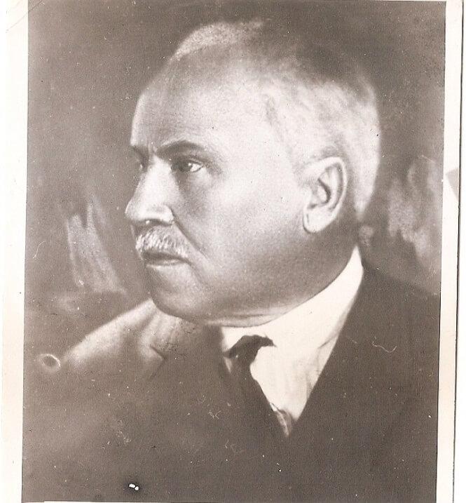 Аркадий Викторович Вознесенский. Экспедиция организованная им на его собственные средства отправилась в Монголию.